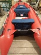 Лодка ken star HSD320 AL