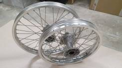 Переднее колесо на мотоцикл Honda CRF 450Х Japan Оригинал