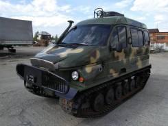 ГАЗ 3409. -БОБР, 2 800куб. см., 600кг., 3 400кг.