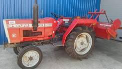 Shibaura. Трактор SD2203 с фрезой, 22 л.с.