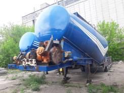 Viking. Полуприцеп цистерна Vurmak. , 55 000кг.