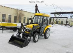 Jinma. Трактор 244, 24 л.с.