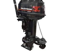 Лодочный мотор Гольфстрим с водометной насадкой
