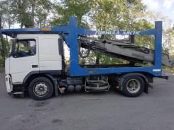 Продам грузовой эвакуатор Volvo FM9 на запчасти есть все.