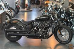Harley-Davidson Street Bob, 2020