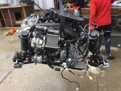 Двигатель в сборе 3B20 от Mitsubishi EK-Custom Active GEAR 4WD Turbo