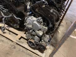 Двигатель в сборе. Nissan Qashqai, J10, J10E MR20DD, MR20DE