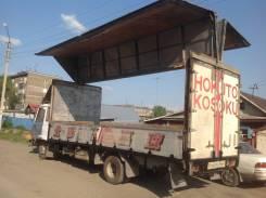 Nissan. Продам грузовик ниссан дизель, 7 000куб. см., 5 000кг., 4x2