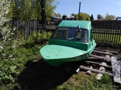Моторная лодка обь и мотор ямаха 30