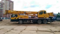 Работы автокрана 25 тонн
