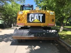Caterpillar. Колесный экскаватор CAT M313D 15 тонн, 0,60куб. м.