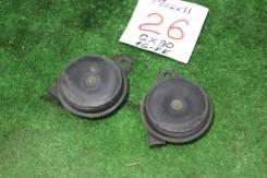 Заводские звуковые сигналы пара Mark II GX90 JZX90