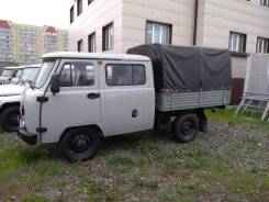 УАЗ 390945, 2021