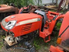 Трактор Kubota 24 по запчастям