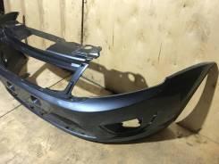 Бампер передний Серо-синий 2191280301501 ВАЗ 2190 Lada Granta 1