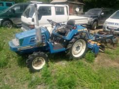 Iseki. Продам мини трактор, 17 л.с.