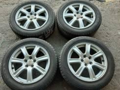 """""""Шинком"""" комплект литых дисков 5*100 R16 Subaru. Без пробега по РФ."""
