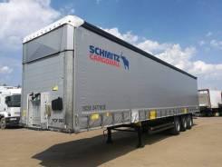 Schmitz. шторный полуприцеп 2016, 32 061кг.