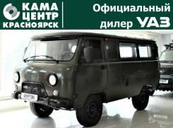 УАЗ 3741. Остекленный фургон , 2 693куб. см., 925кг., 4x4