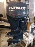 Продам лодочный мотор Evinrude 90 e-tec