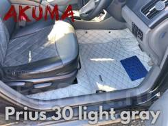 Коврики. Toyota Prius, NHW20, ZVW30, ZVW30L 1NZFXE, 2ZRFXE. Под заказ