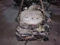 Двигатель в сборе. Infiniti G35, V35 Infiniti FX35, S50 Infiniti M35, Y50 Двигатели: VQ35DE, VQ35HR