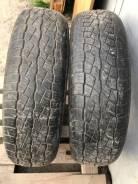 Bridgestone Dueler H/T 687. Летние, 2014 год, 50%