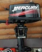 Mercury. 5,00л.с., 2-тактный, бензиновый, нога S (381 мм), 2013 год. Под заказ из Хабаровска