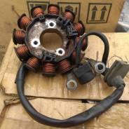 Статор магнето б у Япония оригинал на мопед Yamaha Gear4T