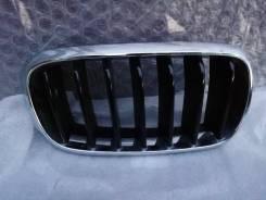 Решетка радиатора правая BMW X6 F16 чёрная [51137373690]