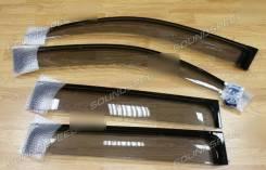 Ветровик. Toyota Land Cruiser Prado, GRJ120, GRJ120W, GRJ121W, GRJ125W, KDJ120, KDJ120W, KDJ121W, KDJ125W, LJ120, RZJ120W, RZJ125W, TRJ120, TRJ120W, T...