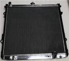 Радиатор алюминиевый 50мм Toyota LAND Cruiser 200 2UZ/Lexus LX460/ 570