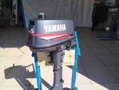 Yamaha. 5,00л.с., 2-тактный, бензиновый, нога S (381 мм), 2018 год
