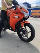 ABM X-moto GX250R, 2018