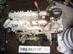 Двигатель в сборе. Volkswagen Golf BMY