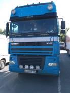 DAF XF95. Продаю тягач даф FT XF 95.430, 2005 г. в, 12 580куб. см., 19 000кг., 4x2
