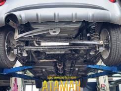 Ремонт трансмиссии, ходовой части, тормозной системы, замена ДВС и КП