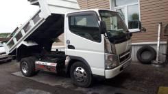 Mitsubishi. Продам грузовой самосвал, 5 200куб. см., 2 200кг., 4x4