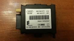 8K0963271 Блок управления приёма сигнала автономного отопителя с ДУ. Volkswagen Touareg, 7P5, 7P6 Volkswagen Transporter, 7EA, 7EB, 7EC, 7EF, 7EG, 7EH...