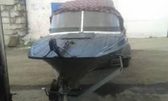Лодка моторная Казанка 5М