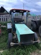 Самодельная модель. Самодельный трактор, 69 л.с.