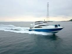 Яхта Azimut FlyBridge 58