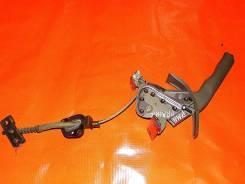 Ручка ручника. Nissan Prairie Joy, PM11 Nissan Prairie, PM11 SR20DE