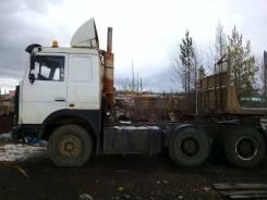 МАЗ 642208-230. Продается седельный тягач МАЗ +телега (борта, коники), 14 857куб. см., 26 500кг.