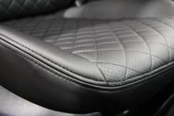 Авточехлы из экокожи Kia rio 2 с 17г/ Hyundai Solaris 2 c17