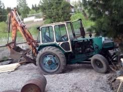 ЭО. Продам трактор эксковатор, 10,00куб. м.