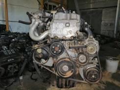Двигатель в сборе. Nissan: Wingroad, Bluebird Sylphy, Almera Classic, Primera, AD, Almera, Sunny Двигатели: QG15DE, QG16, QG16DE, QG18DE