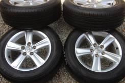 "Колёса с шинами =Toyota= R16! 2017 год! (№ 92163). 7.0x16"" 5x114.30 ET40 ЦО 60,1мм."