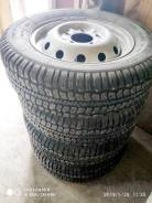 "Комплект колес на Ниву. x16"" 5x139.70"