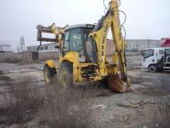 New Holland B115B, 2011